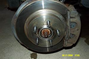 2003 Ford Explorer Brake Drums Had To Be Replaced  6