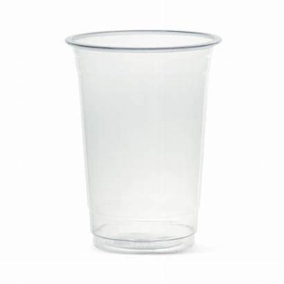 Cup Pet Packaging Clear Recyclable 425ml Cups