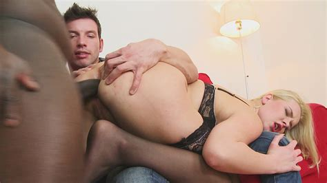 Sexy Bitch And Her Submissiv Cuckold Hubby Takeaway A
