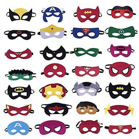 superman kostüm für kinder camelize superheld masken superheld masken 28 st 252 ck kinder ebay