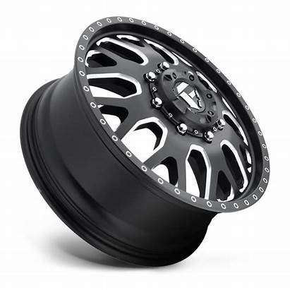 Dually Forged Fuel Wheels Ff19 Offroad Wheel