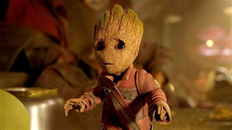 baby groot guardians   galaxy vol  wallpapers hd