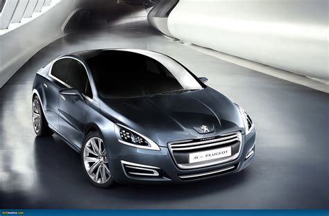 peugeot car ausmotive com the 5 by peugeot concept car 508 preview