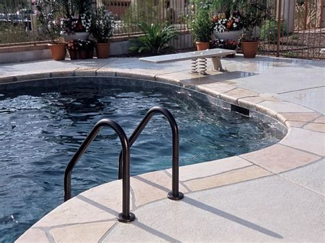 pool inspiring pool handrails  pool accessories idea buffetsingaporecom