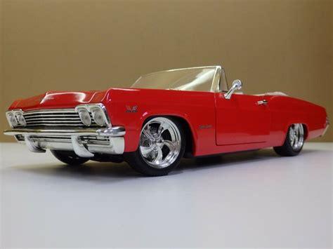 wheels 1965 chevrolet impala ss 396 big block 1 18 scale ebay