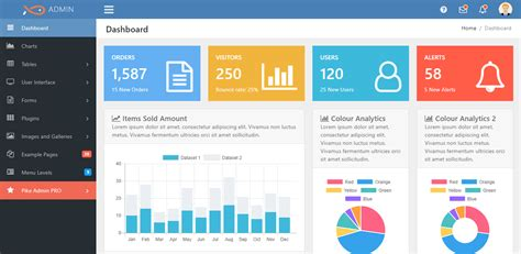 bootstrap 4 templates free best 14 free bootstrap 4 admin templates