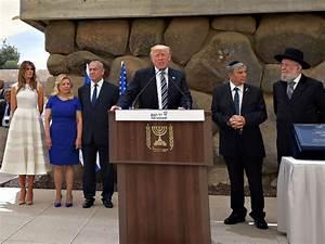 Trump stresses 'unshakable' bond between US and Israel ...