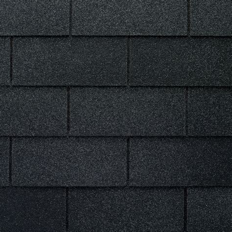 gaf shingles lowes shop gaf marquis weathermax 33 33 sq ft charcoal laminated 1150