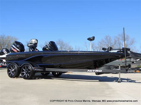 Nitro Boats Home Page by Nitro Z19 Bass Boats New In Warsaw Mo Us Boattest