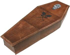 Wooden Halloween Coffin Prop apes blog 14 15 unit 5 blog post