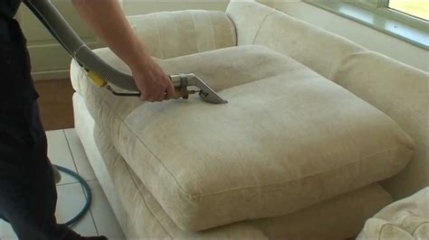 how to clean cloth sofa sofa cleaning using steam youtube
