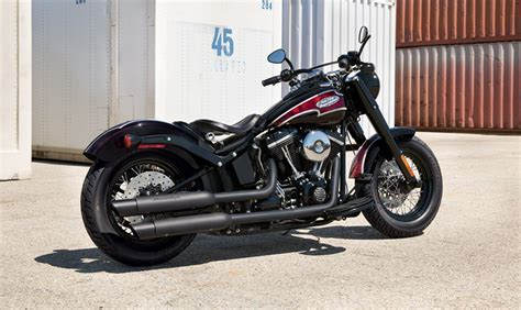 2014 harley davidson softail slim review top speed