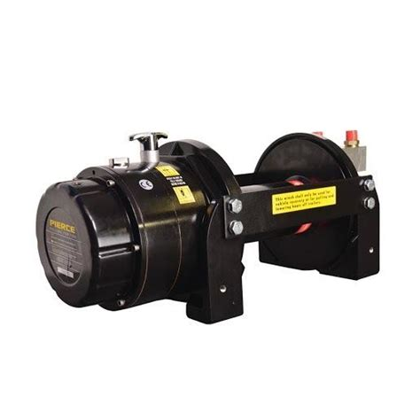 10 000 lb hydraulic recovery winch pshv10000 besttoolsusa