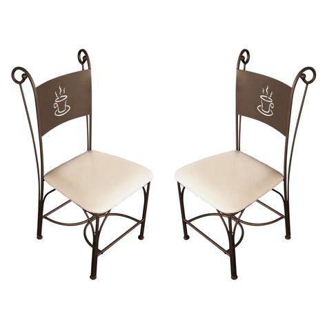 cdiscount chaise de cuisine chaise de cuisine fer forge table de lit