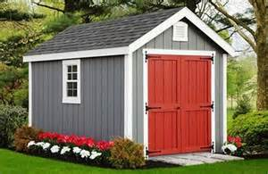 8 215 12 storage shed plans blueprints for building a