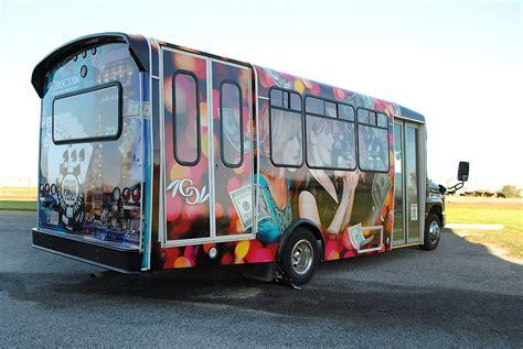 Choctaw Casino Ford Shuttle Bus