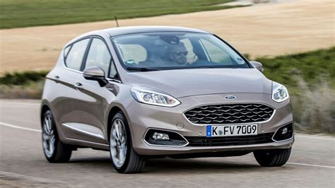 ford fiesta vignale  review car magazine