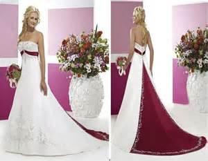 color wedding dresses beaded bridal gowns with color