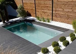 Mini Pool Terrasse : piscines caron les meilleurs mod les de piscine c t maison ~ Orissabook.com Haus und Dekorationen
