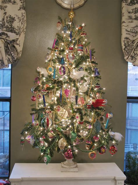 christmas tree table decoration 187 big city tree 5039