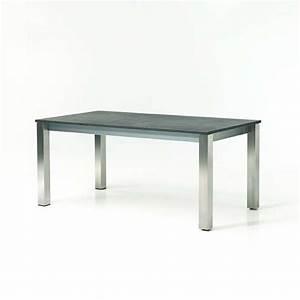 Mange Debout Extensible : table de cuisine extensible en m lamin et m tal vegas stretch 4 ~ Teatrodelosmanantiales.com Idées de Décoration