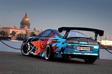 Toyota Supra Hd Wallpapers Hd Wallpapers Free Download