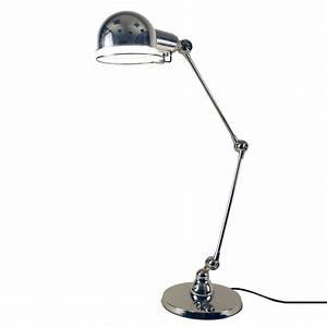 Lampe De Bureau Architecte : acrobat lampe de bureau architecte chrome lampe ~ Dailycaller-alerts.com Idées de Décoration
