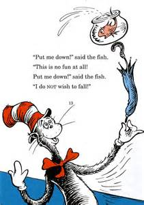 dr seuss the cat in the hat 10 of my favorite dr seuss quotes quote closet