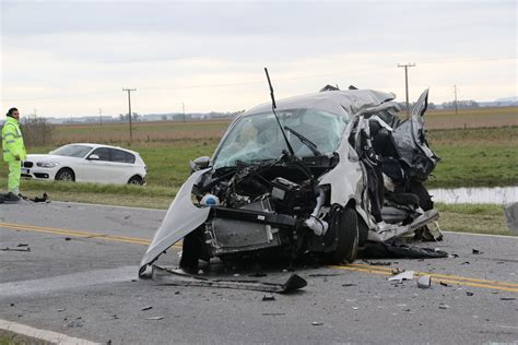 Fatal Accidente En La Ruta 226  La Mirada