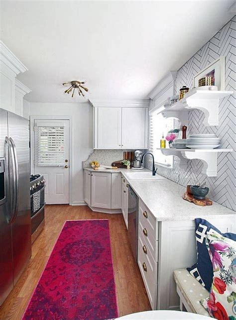 galley kitchen ideas   small  narrow spaces