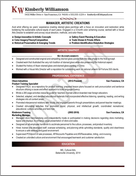 Best Resume Format For Enforcement by Wizkids Dedicated To Creating Driven By Imagination