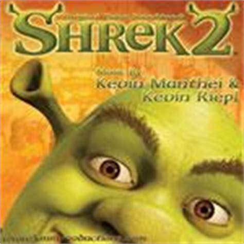 Shrek 2 Original Game Soundtrack Soundtrack From Shrek 2