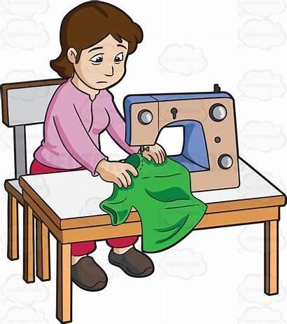Sew Clipart