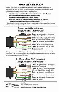 Boat Trim Tab Wiring Diagram