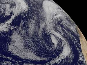 NASA and NOAA satellite data see North Atlantic system ...