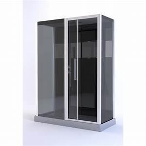 Cabine De Douche 170x80 : cabine de douche trendy hydromassante mitigeur ~ Edinachiropracticcenter.com Idées de Décoration