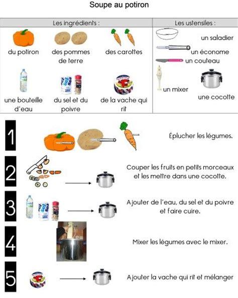 la maternelle d isabelle recettes illustrées