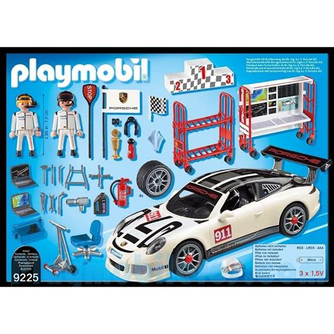 playmobil porsche 9225 porsche 911 gt3 cup novelty playmobil germany 2017