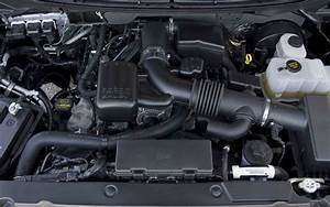 2004 Ford F150 Engine Missing