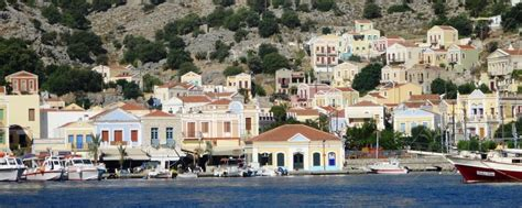 Sailing Greece Cabin Charter by Greek Islands South Dodecanese Itinerary Cabin Charter