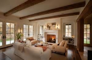 Fireplace Oak Beams by 125 Living Room Design Ideas Focusing On Styles And