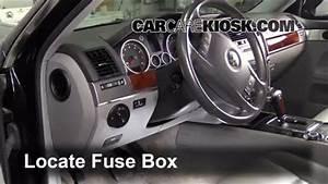 2008 Touareg Fuse Diagram : interior fuse box location 2004 2010 volkswagen touareg ~ A.2002-acura-tl-radio.info Haus und Dekorationen
