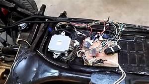 58  715 Vw Beetle  Subaru Swap    Fuel Lines And Fuel Pump