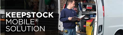 keepstock mobile    inventory solutions grainger