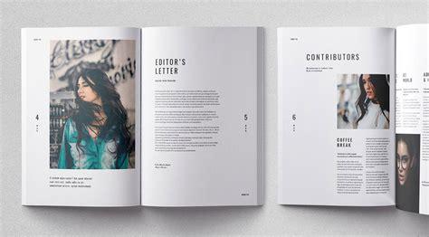 Cult: Adobe InDesign Magazine Template