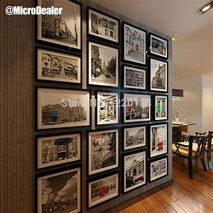 popular frame interior wall buy cheap frame interior wall With interior design wall of frames