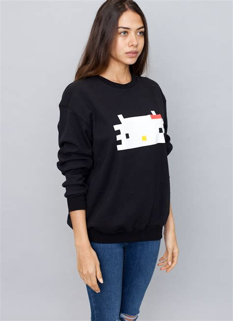 hello sweater officially licensed hello sanrio sweater