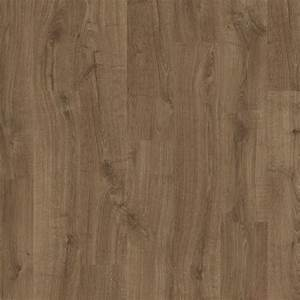 Quick step laminate eligna collection oak newcastle brown for Instock flooring