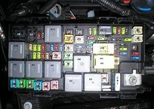 2011 Jeep Wrangler Fuse Diagram