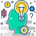 Creativity Imagination Icons Programmatori Diventa Come Popicon